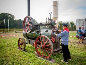 Dampfmaschine Epple & Buxbaum Baujahr 1925