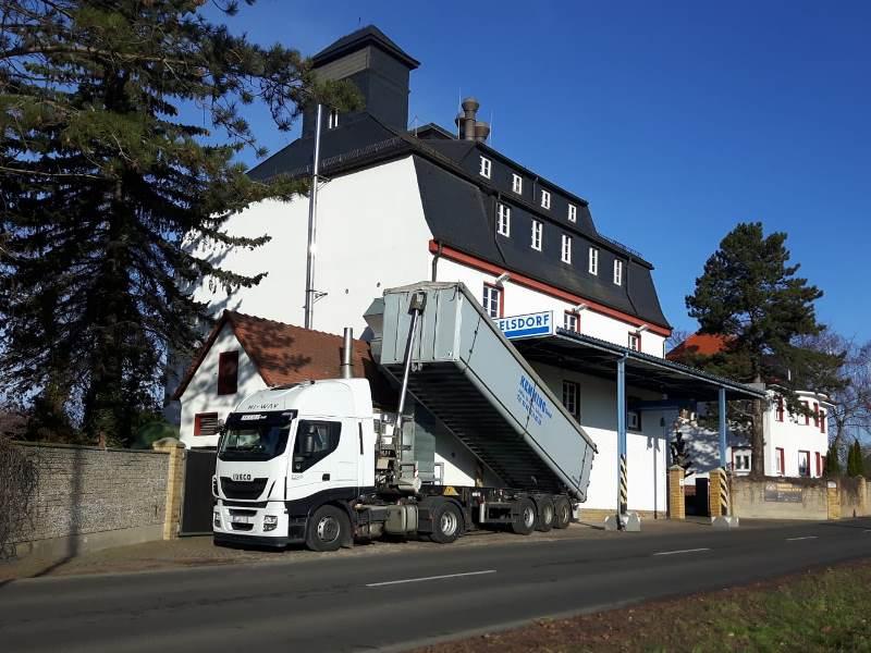 165.000 to Güter bewegt